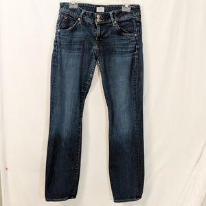 Hudson Jeans RN 107906 Blue Designer Jeans Sz 30